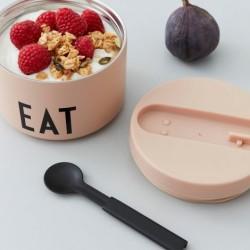 SVAČINOVÝ TERMO BOX DESIGN LETTERS / EAT